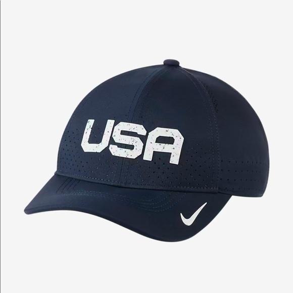 Nike Team USA Legacy91 Cap